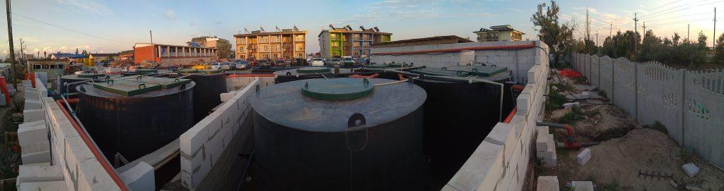 Автономная канализация ОАЗИС 250